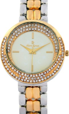 Piere Renee BTBLP1347GOLD Analog Watch  - For Women