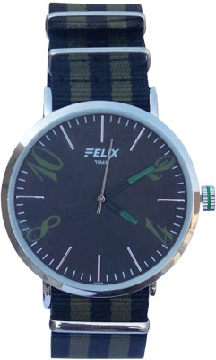 Felix FEL110VEL Analog Watch  - For Men