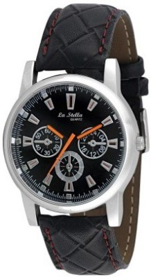 La Stella LS1202SL01 New Style Analog Watch  - For Men
