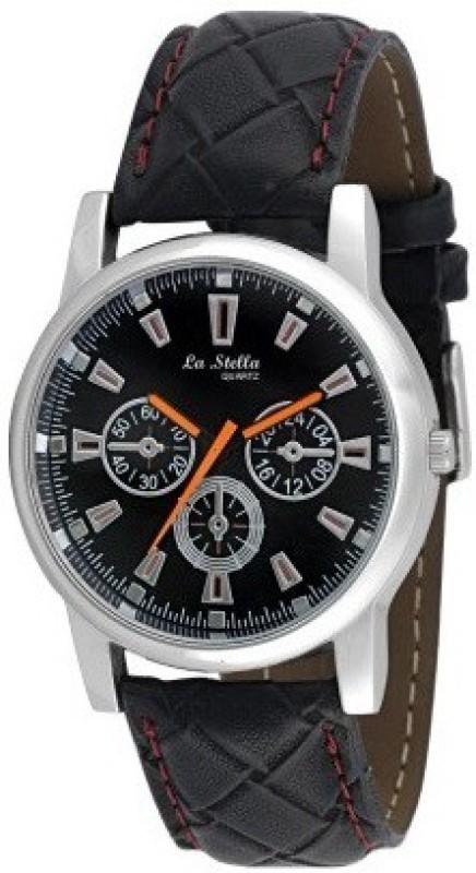La Stella LS1202SL01 New Style Analog Watch For Men
