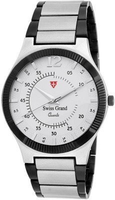 Swiss Grand SG-1065 Grand Analog Watch  - For Men