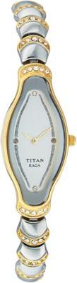 Titan NH2395BM01 Crystal Analog Watch - For Women