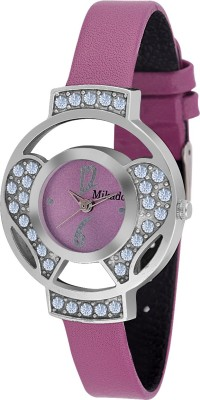 Mikado ML100P Analog Watch  - For Girls, Women