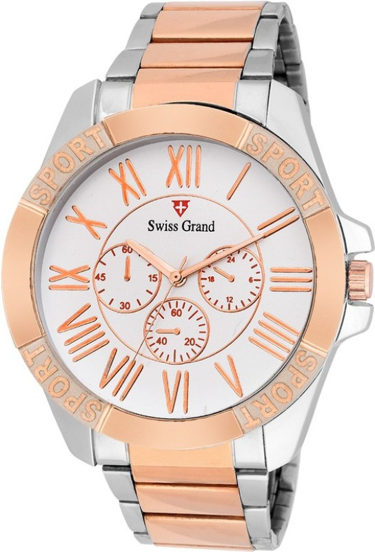 Swiss Grand N SG 1129 Analog Watch For Men