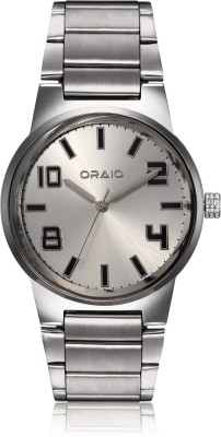 Oraio OR1503 Steel Analog Watch  - For Men