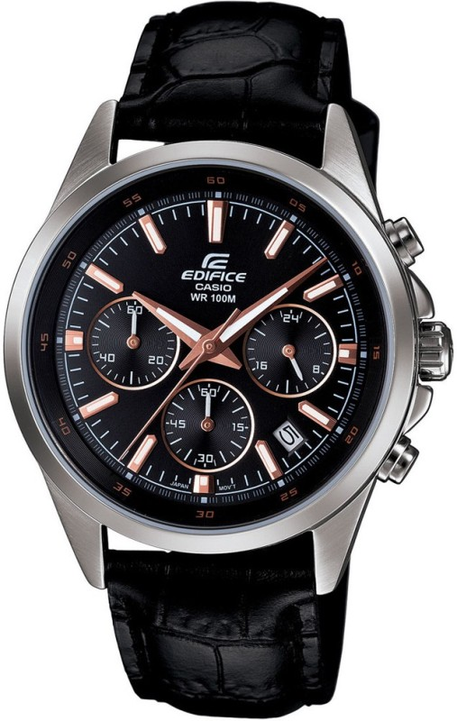 Casio EFR 527L 1AVUDF EX101 Edifice Analog Watch For Men