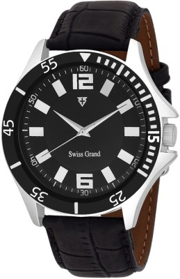 Swiss Grand SG-1033 Grand Analog Watch  - For Men