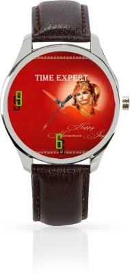 Time Expert TE100185 Analog Watch  - For Men