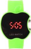 Givme Green Apple Shape Digital Watch  -...