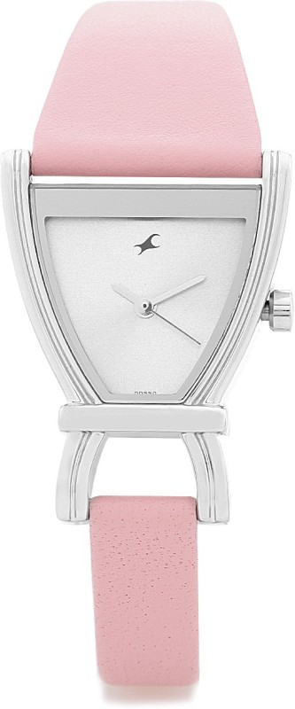 Fastrack NG6095SL02 Analog Watch For Women