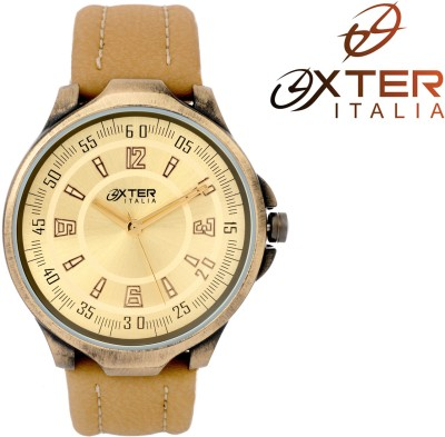 Oxter Absoluate Gold Cool Collection Analog Watch  - For Men, Boys