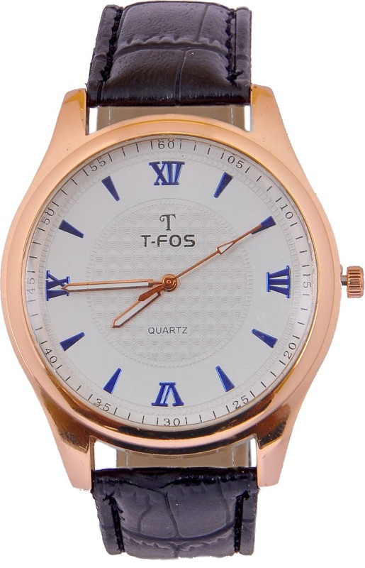 T Fos RKGL005 Analog Watch For Men