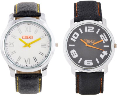 SelfieSeven SS0007Y_Watch 02 Basic Analog Watch  - For Men
