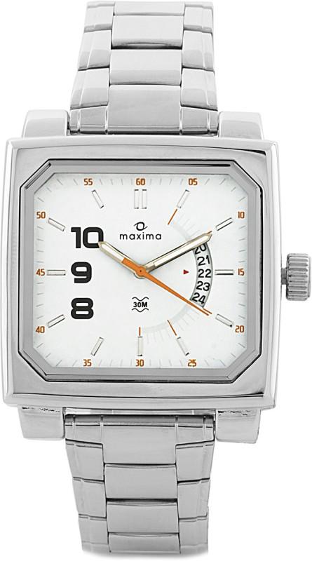 Maxima 27240CMGI Attivo Analog Watch For Men