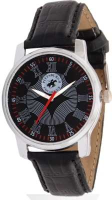 Pittsburgh Polo Club PBPC-472-BLK_356 Analog Watch  - For Men
