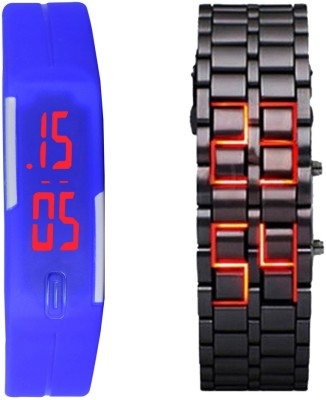 Oxhox Combodeal4 Digital Watch  - For Couple