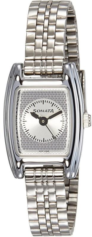 Sonata 8103SM02 Analog Watch For Women