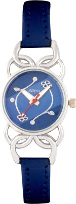 Adine AD-1235 BLUE-BLUE Fasionable Analog Watch  - For Women