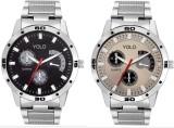 YOLO Gents Steel Chain Combo-YGN-002 Ana...