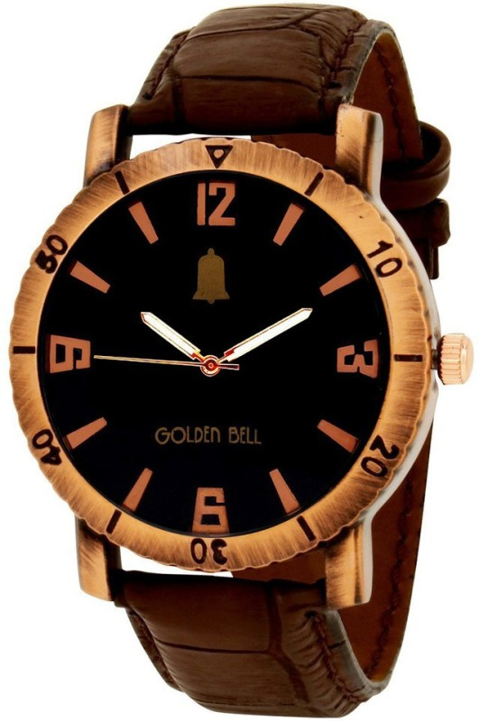 Golden Bell 290GB Casual Analog Watch For Men