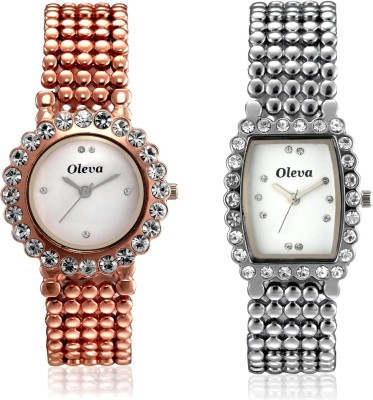 Oleva OVD 1001 Analog Watch  - For Women, Girls