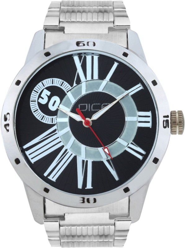 Dice NMB B027 4259 Number Analog Watch For Men