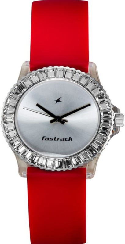 Fastrack NG9827PP08J Analog Watch For Women