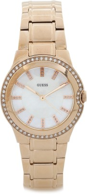 Guess W0110L1 Analog Watch - For Women