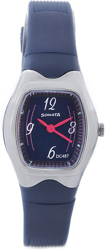 Sonata NH8989PP04J Analog Watch For Women