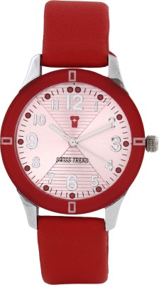 Swiss Trend Artshai1624 Designer Analog Watch  - For Women