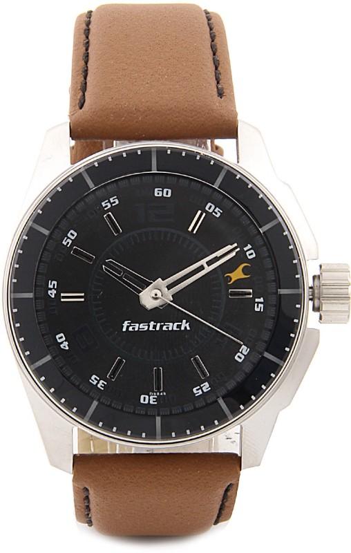 Fastrack NG3089SL05 Black Magic Analog Watch For Men