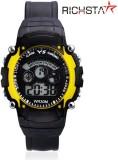 Richstar 7LighYLw Digital Watch  - For C...