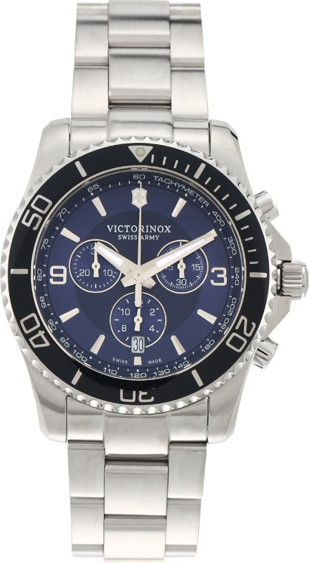 Victorinox 241689 Basic Analog Watch For Men