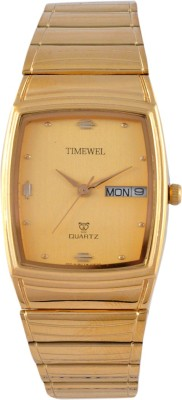 Timewel 1100-N190G Formal Analog Watch  - For Men