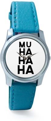 PosterGuy BigOwl Muhahaha Women's Analog Wrist Watch-1444087736-RS2-S-TEA Analog Watch  - For Women