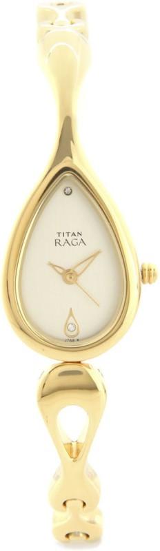 Titan NF2400YM02 Raga Analog Watch For Women