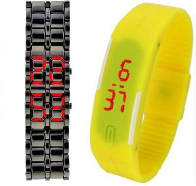 Puma Plus 34b Digital Watch  - For Boys, Men
