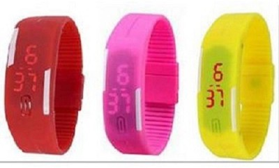 ARRAY MAGNETIC LED DIGITAL Digital Watch  - For Boys, Men, Girls, Women