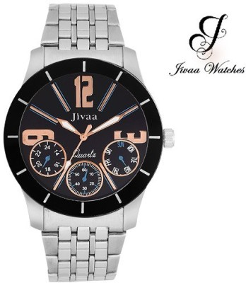 Jivaa ck_9321 Unique Chrono-Pattern Analog Watch  - For Men, Boys