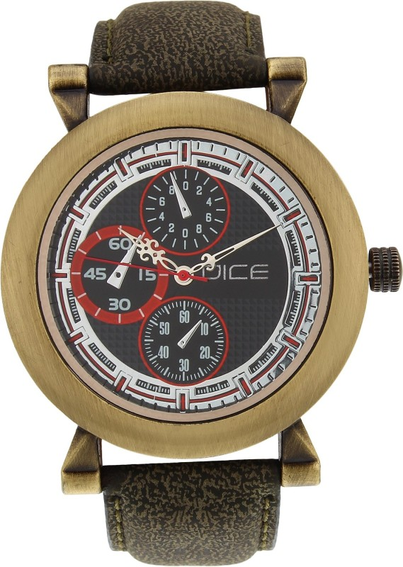 Dice DNMG B177 4866 Analog Watch For Men