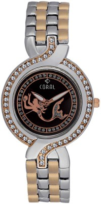 CORAL CORE - 54 Analog Watch  - For Women