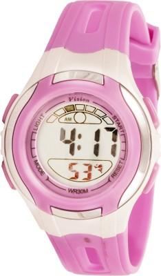 Vizion 8545071-4PURPLE Sports Series Digital Watch  - For Boys, Girls