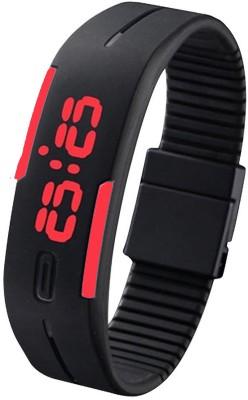North Moon LB-001-FK LED Bracelet Digital Watch  - For Men