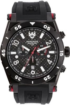 Swiss Eagle SE-9076-05 Analog Watch  - For Men