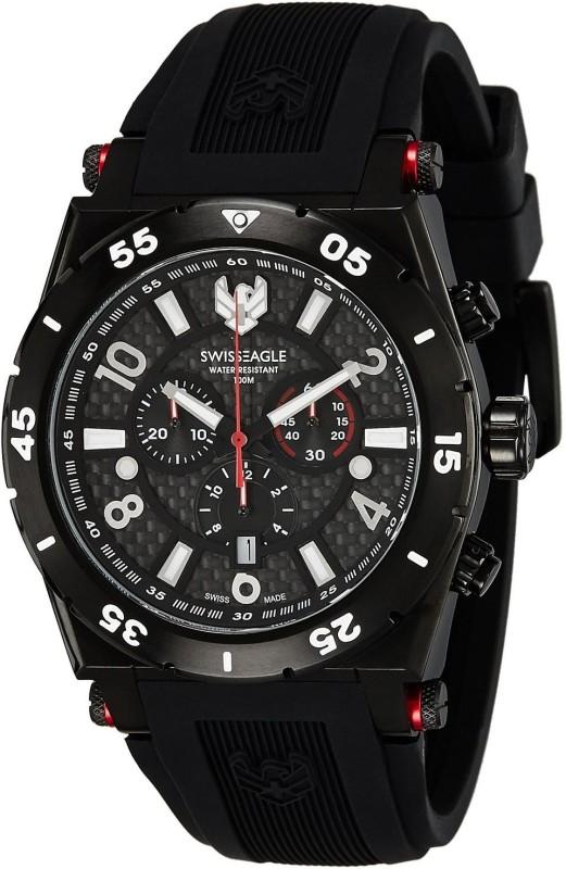 Swiss Eagle SE 9076 05 Analog Watch For Men