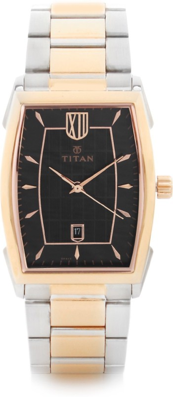 Titan NH1692KM01 Analog Watch For Men