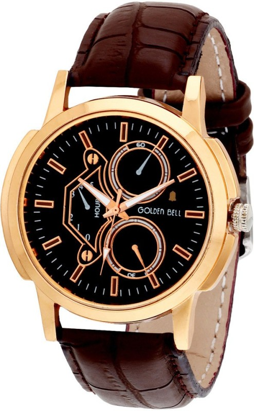 Golden Bell 265GB Casual Analog Watch For Men