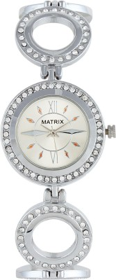 Matrix Wch-Sl-Brm Cutie Analog Watch  - For Women