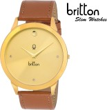 Britton Slim Watch Analog Watch  - For B...