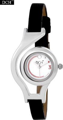 DCH DCH666 Fancy Analog-Digital Watch  - For Girls